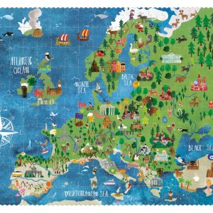puzzle discover europe