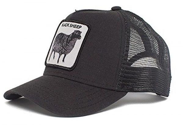 כובע מצחיה, כובע חיות, גורין, מתנה לנער, מתנה לקיץ, כובע מגניב, כובע עם חיות