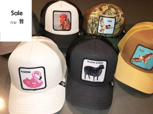 Goorin - כובע מצחייה גורין