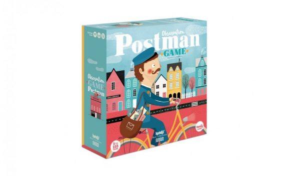postman - משחק הרכבה והתבוננות לכל המשפחה