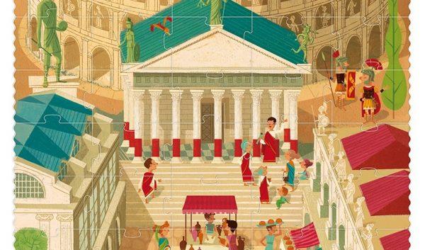 פאזל רומא העתיקה