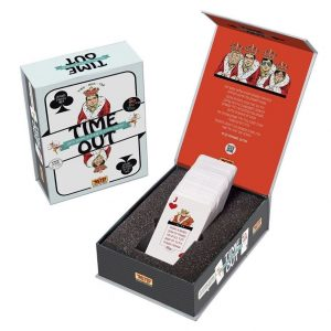 Time Out - משחק קלפים לכל המשפחה