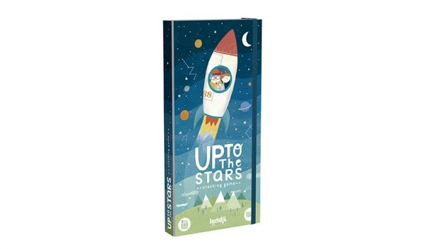 UP TO THE STARS - מגדל קוביות