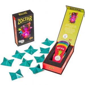 Zoltar - משחק רביעיות