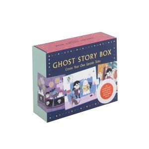 Your own spooky tale קופסת יצירת סיפורי שדים ורוחות