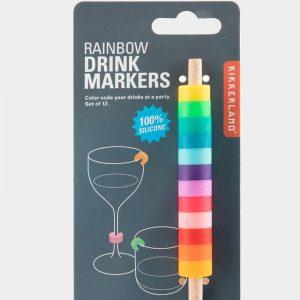 drink markers סמני כוסות
