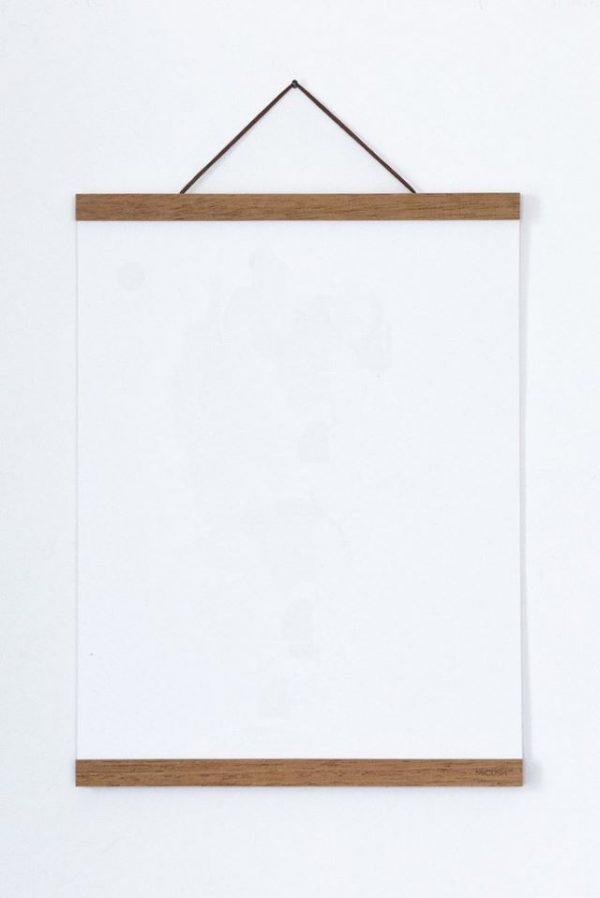 מסגרת עץ מגנטית (A4)