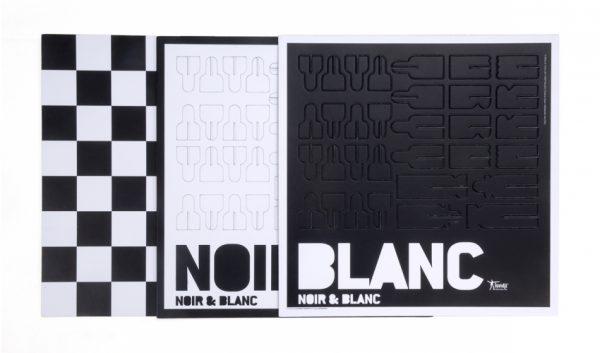 שח מט שחור לבן להרכבה ומשחק