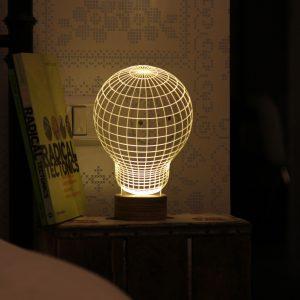 bulb גוף תאורת לד לחדר