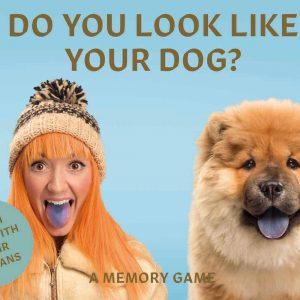 משחק זכרון כלבים ובעליהם
