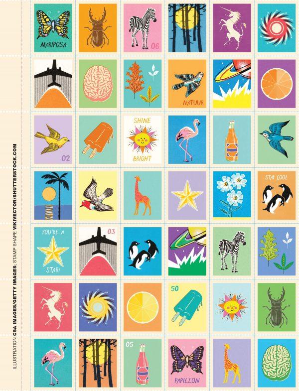 flow ספר יצירה לילדים וילדות