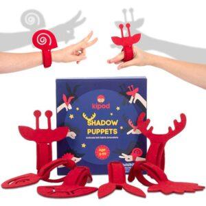 גרין קווין חנות עיצוב | חנות צעצועים אונליין : KIPOD צמידי תאטרון צלליות