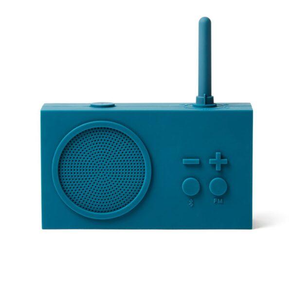 רדיו טרנזיסטור, רמקול בלוטוט איכותי, במראה מיוחד, עטוף גומי
