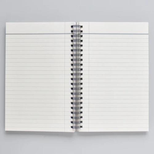 גרין קווין חנות מוצרי נייר: מחברת נקודה פסיק KaRiniTi קריניטי שחורה