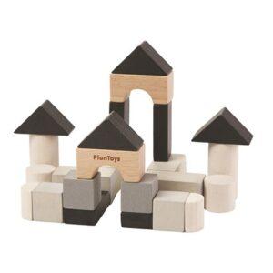 גרין קווין - משחקים לפעוטות, מיני בונים בניינים מבית PLAN YOYS