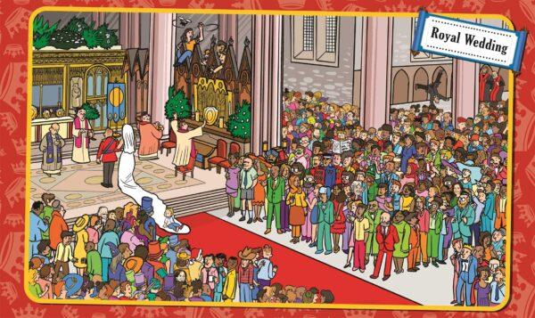 Green Queen | חנות מתנות: איפה משפחת המלוכה - ספר פעילות לכל המשפחה