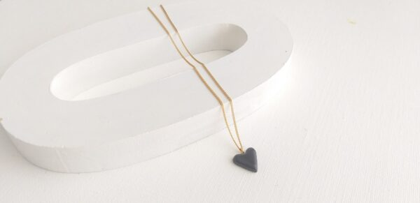 GREEN QUEEN חנות תכשיטים לאשה: שרשרת לב אדום, הדס שלום