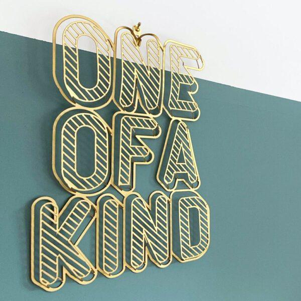 GREEN QUEEN | חנות עיצוב הבית - משפט השראה לתליה על הקיר