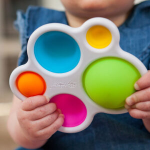 גרין קווין - משחקים לפעוטות: דימפל, משחק התפתחות מבית FAT BRAIN