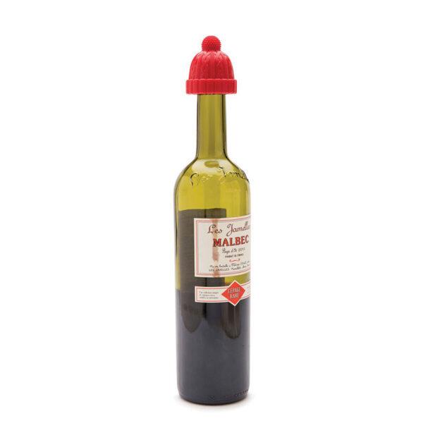 גרין קווין חנות עיצוב הבית: BEANIE - פקק יין מעוצב מבית מונקי ביזנס
