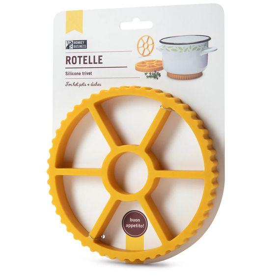 גרין קווין חנות עיצוב הבית: ROTELLE - תחתית לסיר חם מבית מונקי ביזנס