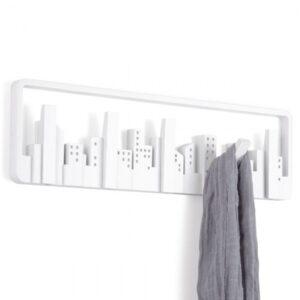 גרין קווין חנות עיצוב הבית: מתלה מעילים קו רקיע של Umbra