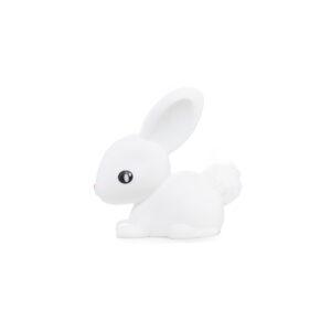גרין קווין חנות עיצוב - מנורת לילה ארנב לבן. עיצוב חדר ילדים, עיצוב חדרי תינוקות