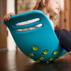 גרין קווין Teeter Popper משטח איזון מהפכני. משחקים לילדים, צעצועים לילדים