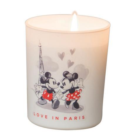 love in paris, נר ריחני בזכוכית, פריט אספנים של דיסני
