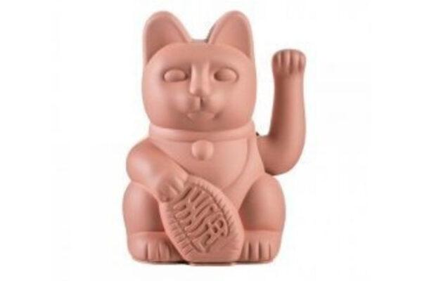 חתול מזל ורוד, לאקי קט , גרין קווין חנות עיצוב
