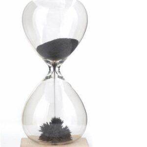 GREEN QUEEN חנות מתנות: שעון חול מגנטי, מתנה מקורית לגבר