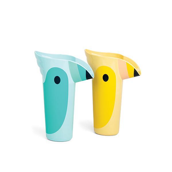 גרין קווין - חנות עיצוב הבית: קנקן POLLY צהוב של OTOTO