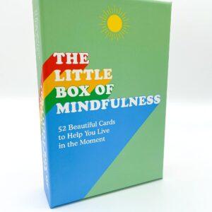 little box of mindfulness, קלפי השראה יומיים