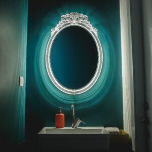 גרין קווין חנות עיצוב הבית: Marra מראה מעוצבת, מראות מעוצבות