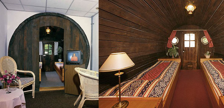 holland wine hotel, שימוש חוזר, חופשה בהולנד