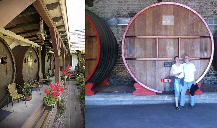 holland wine hotel, מלון בחבית יין, חופשה, הולנד