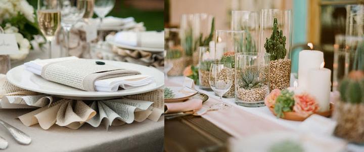 עיצוב שולחן חג, עיצוב קולגי, רומנטי, אלגנטי, בז'